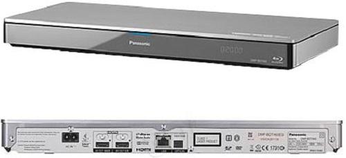 Blu-ray плеер Panasonic DMP BDT 460