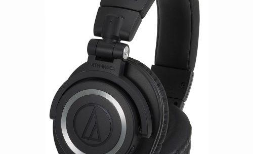 Наушники Audio-Technica M -50x-BT обзор