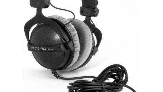 Наушники Beyerdynamic DT 770 Pro обзор