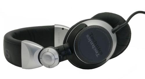 Наушники Technics RP DJ1210 обзор