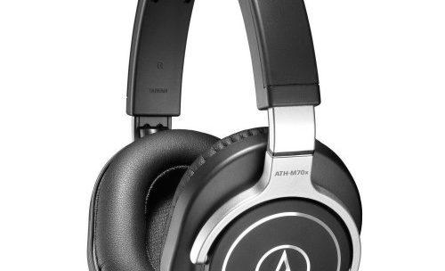 Наушники Audio-Technica ATH-M70x обзор