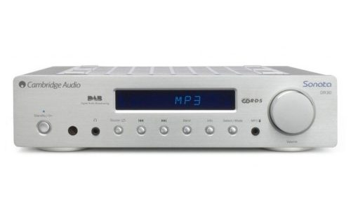 Стереоресивер Cambridge Audio AXR100 обзор