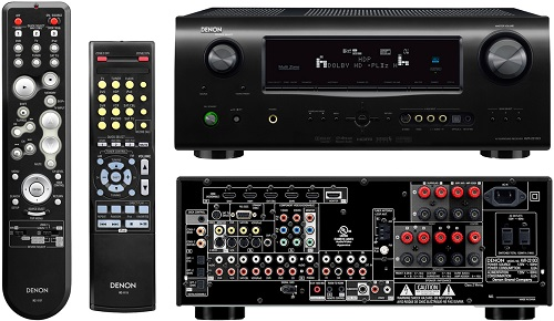 AV- ресивер Denon AVR-2310 обзор