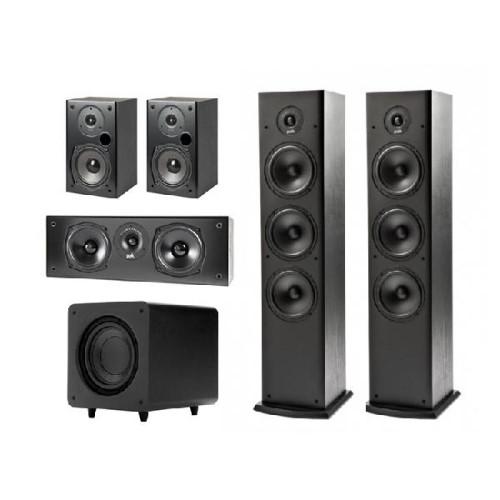 Акустические системы 5.1 — Polk Audio T обзор