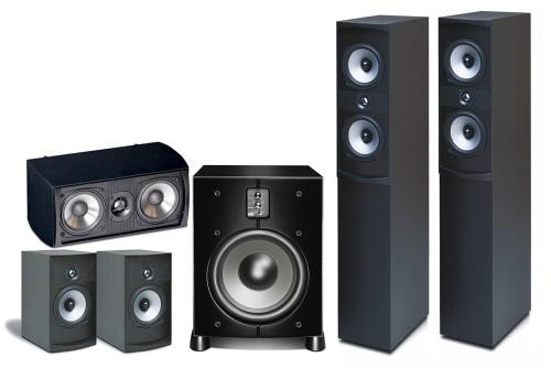 Акустические системы 5.1 PSB Speakers Alpha обзор