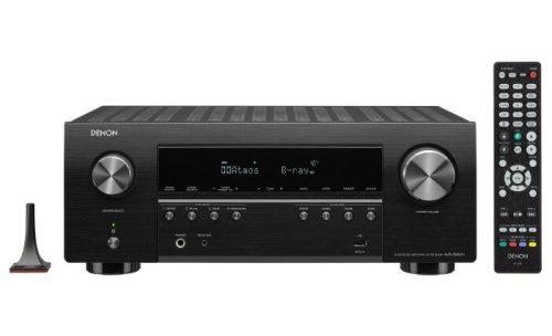 AV ресивер Denon AVR-S960H обзор