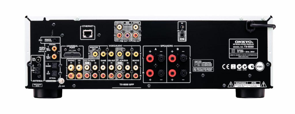 Сетевой стереоресивер Onkyo TX-8050 обзор