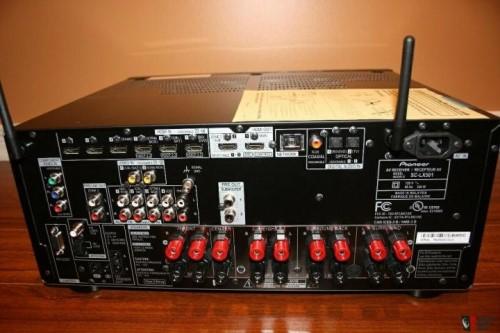 Сетевой AV-ресивер Pioneer SC-LX501