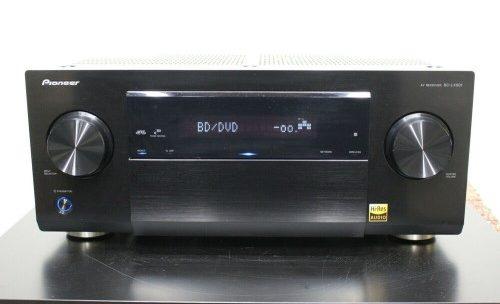 Сетевой AV-ресивер Pioneer SC-LX501 обзор