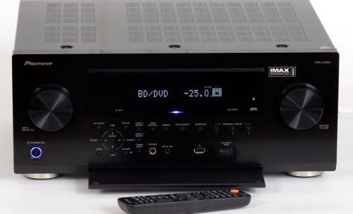 AV-ресиверы Pioneer VSX-LX504 и VSX-LX304 — обзор