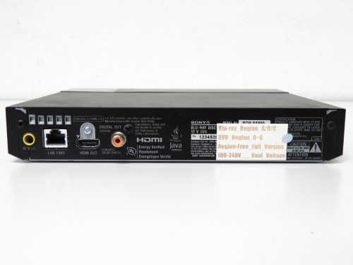 BD проигрыватель Sony BDP-S5500
