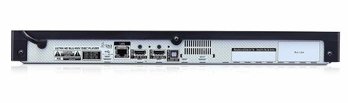 Ultra HD BD-плеер LG UP970