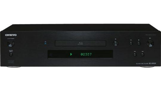 Blu-ray проигрыватель Onkyo BD-SP809, обзор