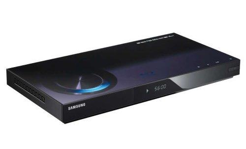 Blu-Ray проигрыватель Samsung BD-C6900 обзор