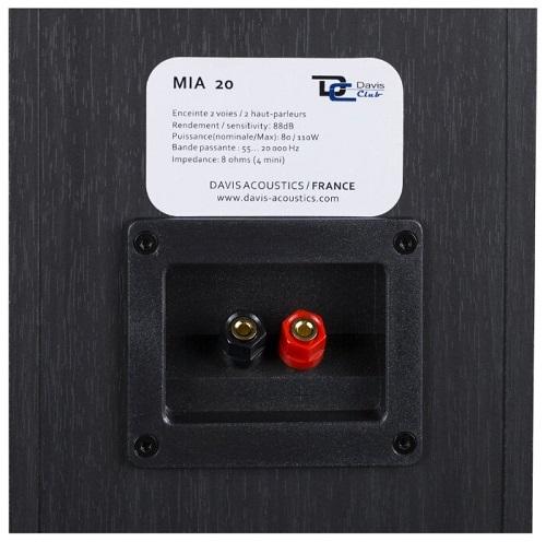 Акустические системы Davis Acoustics MIA 20