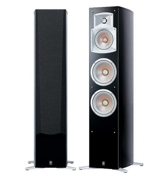 Акустические системы Yamaha NS-555 обзор