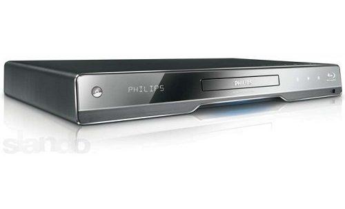 Blu-Ray плеер Philips BDP7500 Mk II обзор