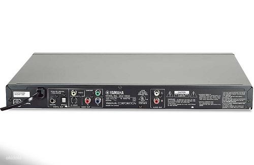 DVD плеер Yamaha S550