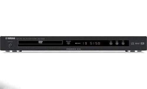 DVD плеер Yamaha DVD-S550 обзор